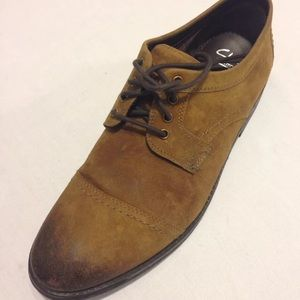 Other - Men's Clarks Collection Burnt Toe Leather Shoes